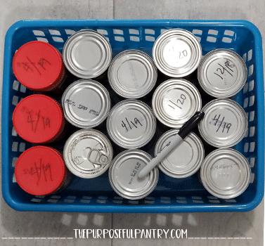 Simple organized Pantry Tips & Hacks