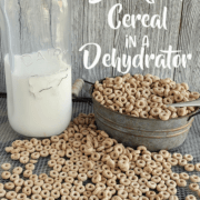 How to Refresh Breakfast Cereal with a Dehydrator