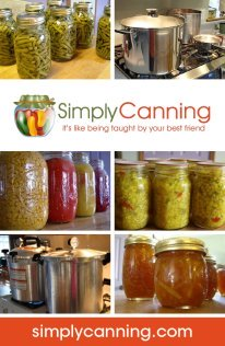Simply Canning - learn to can