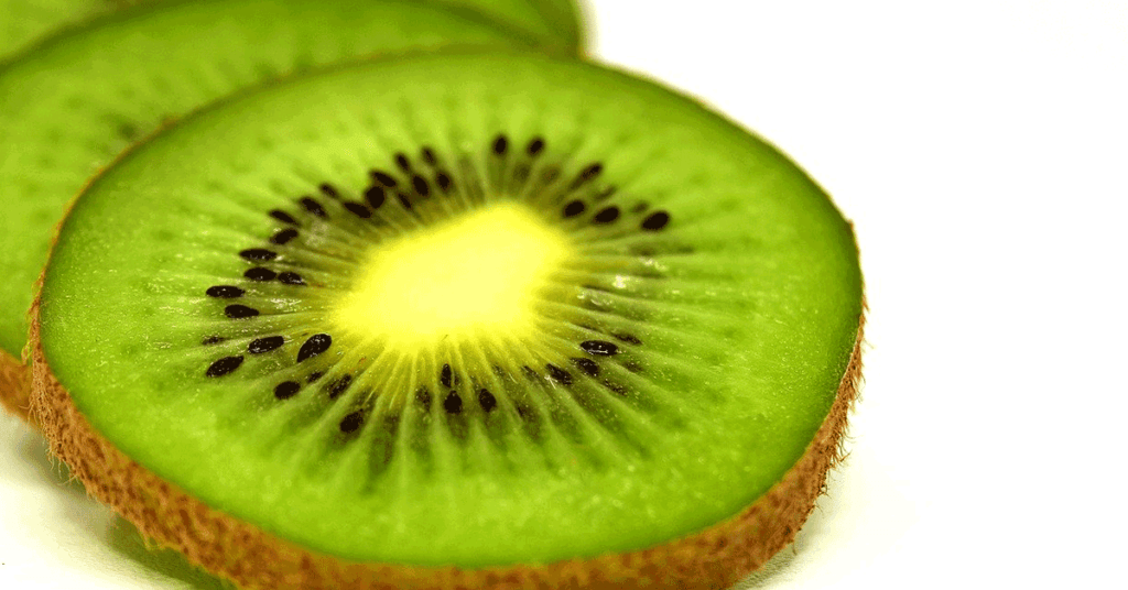 Kiwi chips for dehdyrating