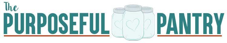 The Purposeful Pantry logo