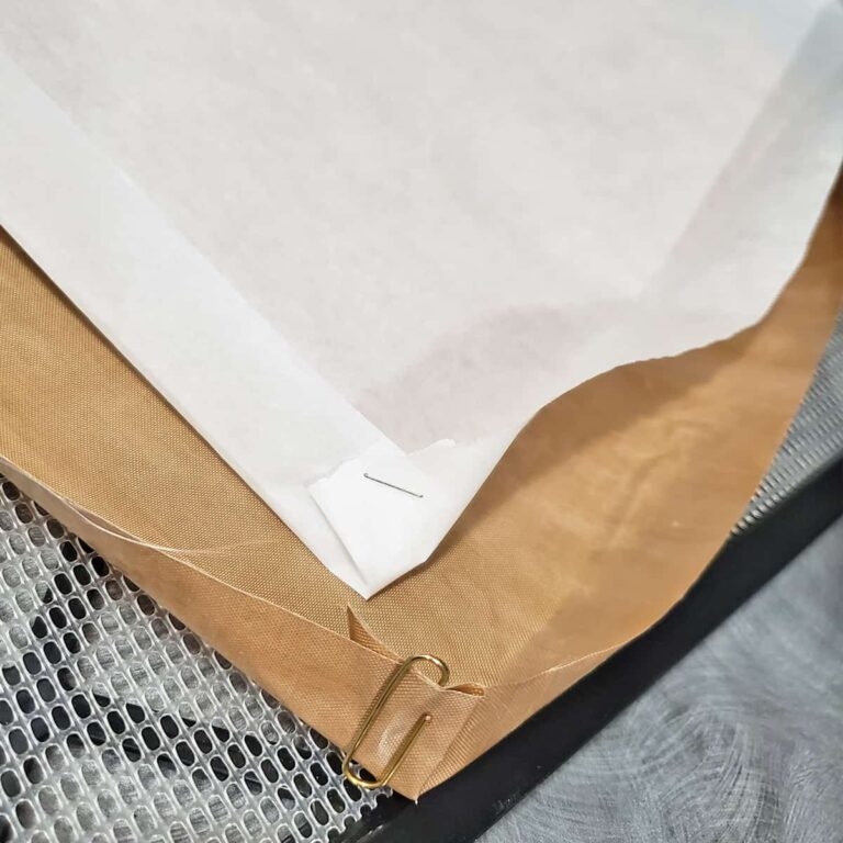 Parchment paper tray and fruit leather tray DIY project for dehydratingd